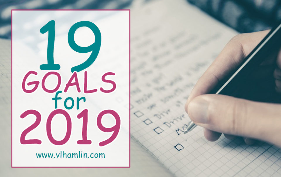 19 Goals for 2019