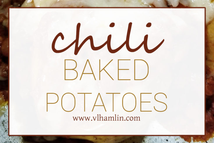 Chili Baked Potatoes | Food Life Design