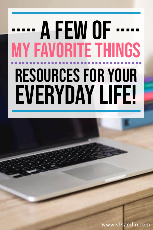 A Few of My Favorite Things: Resources for Your Everyday Life | Food Life Design