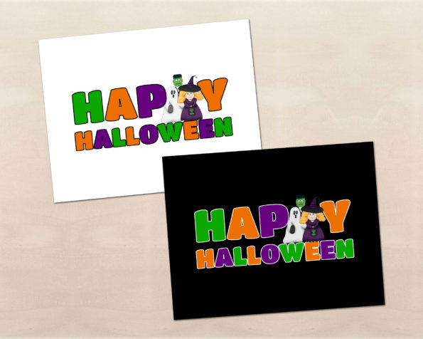 Free Printable Halloween Wall Art - Download Here!