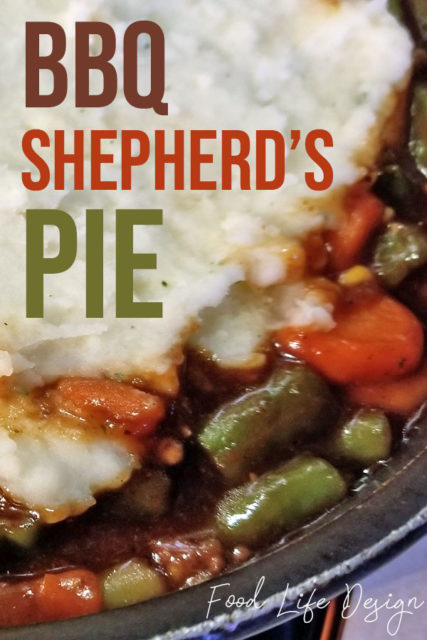 BBQ Shepherds Pie Recipe 2 - Food Life Design