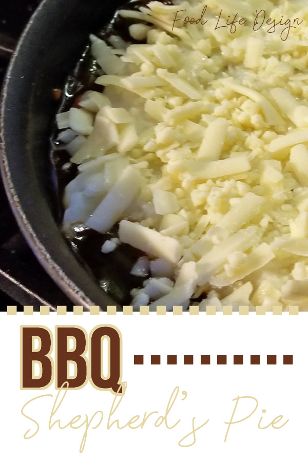 BBQ Shepherds Pie Recipe - Food Life Design