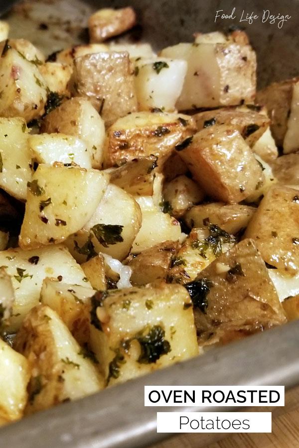 Oven Roasted Potatoes Recipe