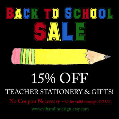 2021 Back to School Sale